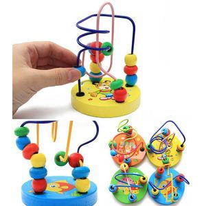 Wooden Beads Toys Baby Toddler