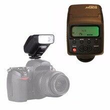 Nueva Viltrox JY-610 II en cámara Flash Speedlight para Nikon Canon DSLR cámara alta calidad envío gratis