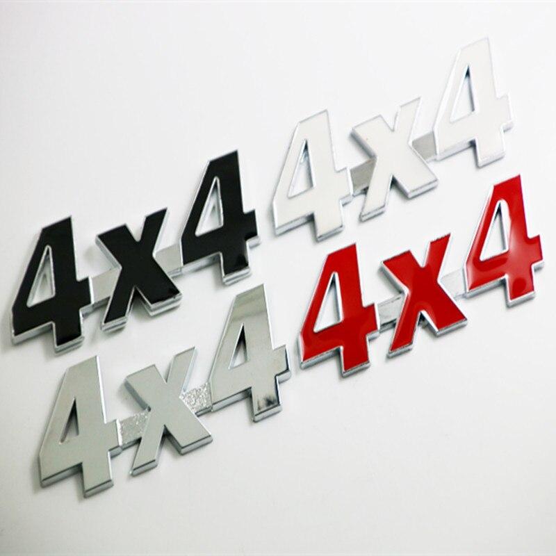 1 шт. из металла 3d 4x4 Авто Стикеры 4 диска эмблемы для Jeep Patriot Wrangler Grand Cherokee компасы для автомобиля Прадо укладки