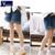 Las nuevas Mujeres del verano Pantalones Cortos de Mezclilla bordado Animal Gato de algodón más tamaño hembra ocasional Pantalones Vaqueros de cintura Alta pantalones cortos de mujer vistiendo