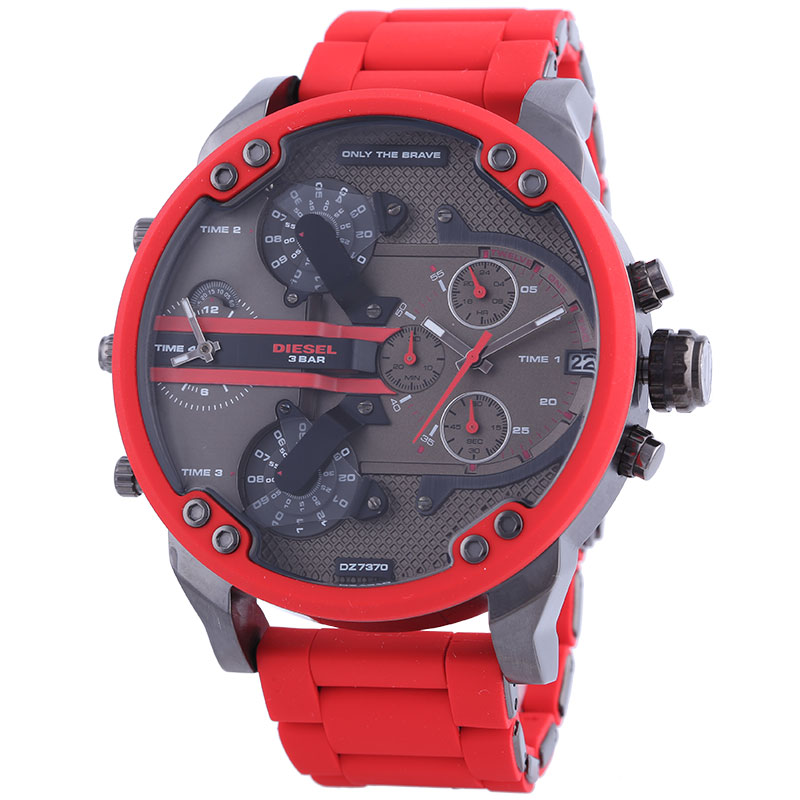 Diesel watch THEDADDIE series four area quartz quartz male watches DZ7370Diesel watch THEDADDIE series four area quartz quartz male watches DZ7370