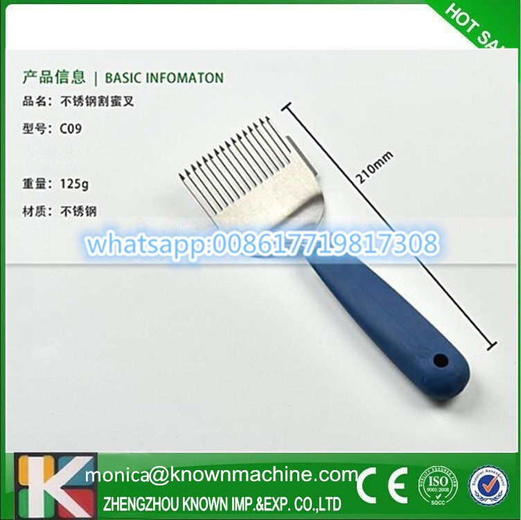 beekeeping tools honey uncapping fork on sale electric honey knife uncapping large scraper stainless steel hot heating knife honey cutter beekeeping tool supplies