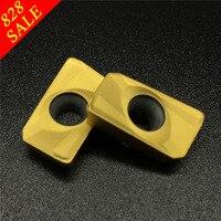 300PCS APMT1604 PDER H2 UE6020Carbide insert Milling tools Face milling turning tools Lathe cutter Tool Tokarnyy turning insert