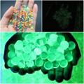 50g/lot 3-3.5mm Glowing In The Dark Crystal Soil Mud Hydrogel Gel Water Beads Growing Up Orbiz Water Balls Home Decor SJ-yg