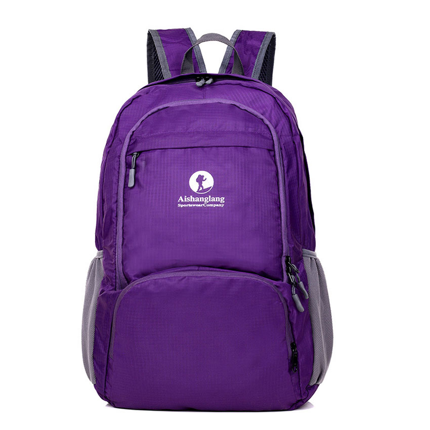 2016Fashion Double-Shoulder Travel Backpack For Women School Bags Teenagers Woman Sac A Dos Mountaineering Bag B117