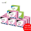 Ultra Thin Chinese New Brand V-love Anion Sanitary Napkins