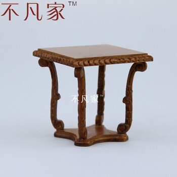 цена на dollhouse 1:12scale Fine  special offer miniature furniture small tea table