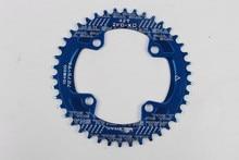 SNAIL Aluminum Alloy 104mm BCD Chainwheel 38-42T Bike Chain Ring Bicycle Crankset MTB Road Mountain 6Colors