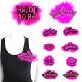 Bride to be wedding badge 60% off for 3pcs bachelorette party wedding events gifts & favor s event party supplies
