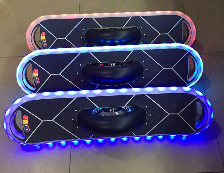 2016 Hot Hoverboard Bluetooth Electric Smart Board Self Balancing Scooter 500w Led Music In Balance Scooters From Sports