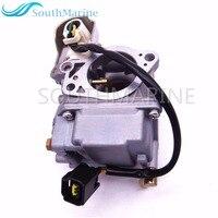 6BL 14301 10 6BL 14301 00 Carburetor Assy For Yamaha 4 Stroke F25 T25 Outboard Marine