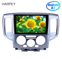 Harfey 9 Android 8.1 Head Unit Player For 2009 2016 NISSAN NV200 GPS Car Radio Rear camera Support AUX 3G SWC Mirror Link OBD2