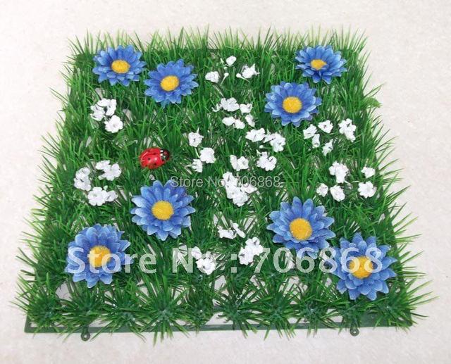Bleu Fleur De Marguerite Livraison Gratuite 25 25 En Plastique