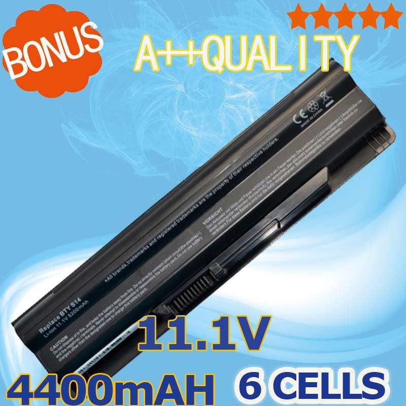 4400 mAh batterie Für MSI BTY-S14 BTY-S15 CR650 CX650 FR400 FR600 FR610 FR620 FR700 FX400 FX420 FX600 FX603 FX610 GE70 GE60 GE620
