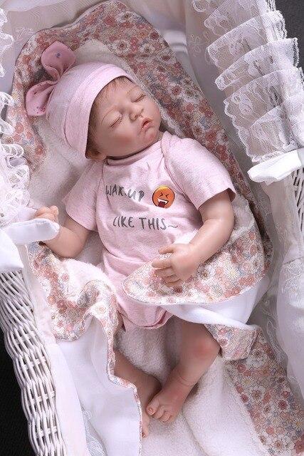 Reborn Baby Doll Newborn Toys 3