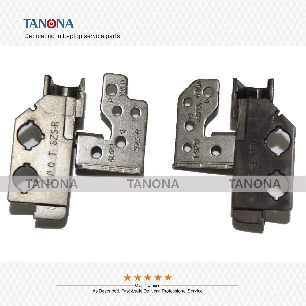 US $11 99 |Original New For Lenovo ThinkPad T440 T450 LCD Screen Hinges  Hinge for Touch 04X5462 04X5463 AM0SR000700 AM0SR000800-in Laptop Bags &  Cases