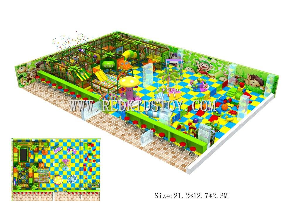 Электронные Детские Мягкая Детские площадки торговый центр big игровой Системы 150626a