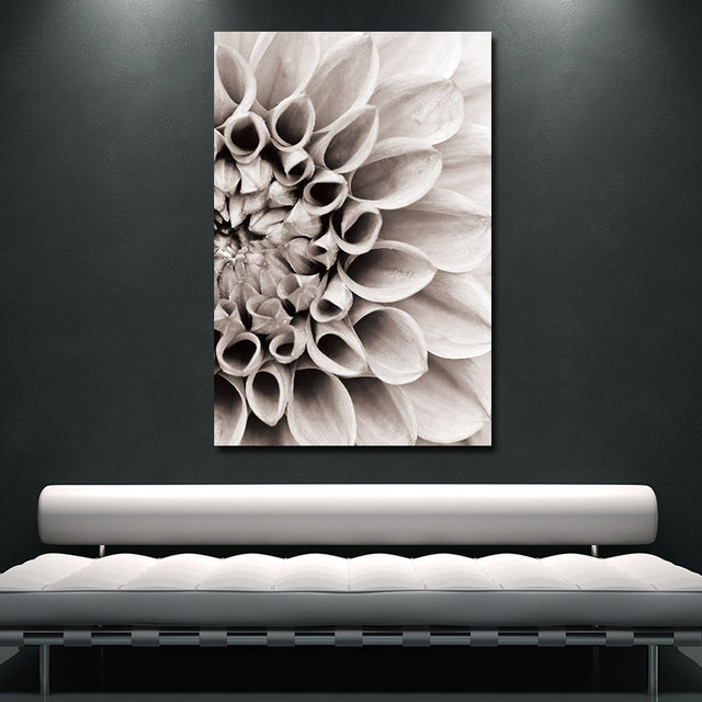 Scandinavian Flower in Blossom Wall Pictures