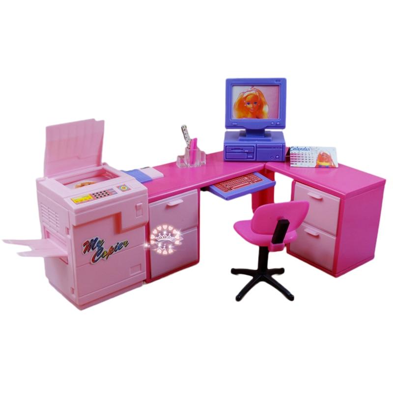 Diy Office Computer Desk Combination