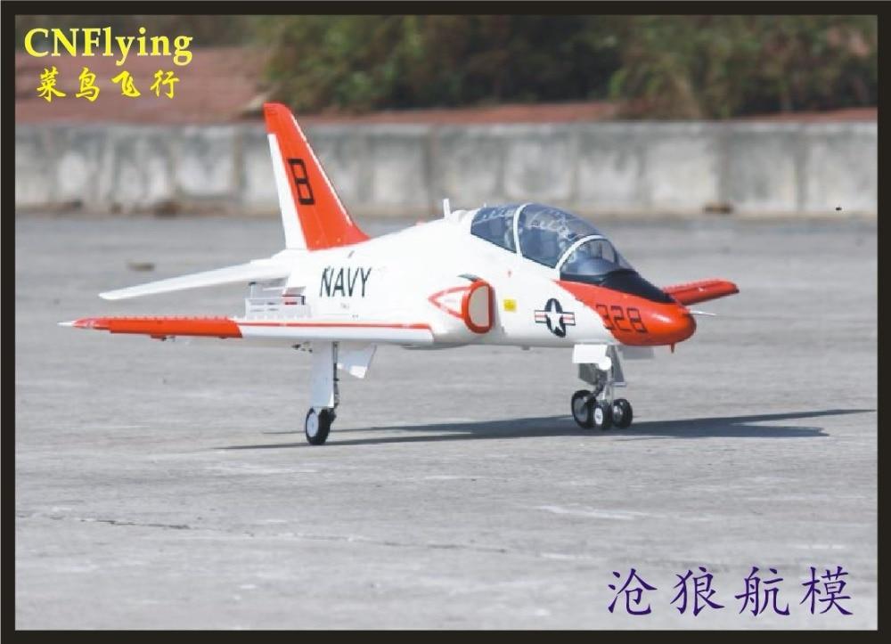 Freewing NOUVEAU jet Électrique T-45 L'autour Des Palombes avion T45 90mm métal edf avion 6 s PNP ou kit Rétractable avion /MODÈLE RC PASSE-TEMPS