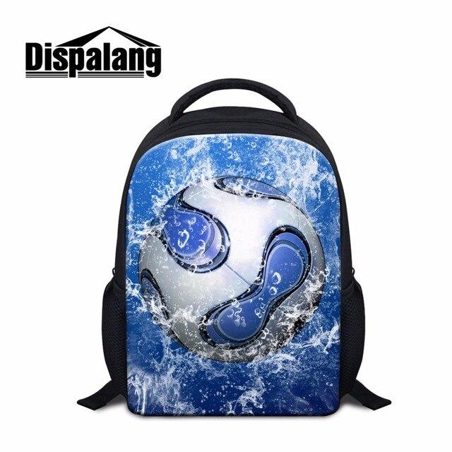 8aff6a4aff8d Рюкзаки для детского сада для маленьких мальчиков Футбол школьные ранцы  детей прохладный легкий рюкзак детей путешествия