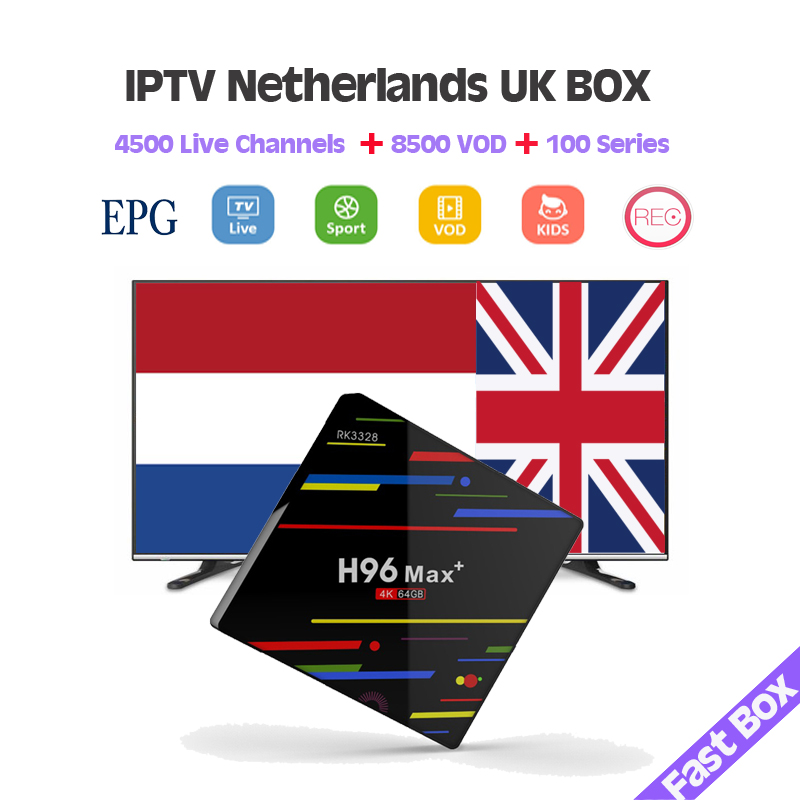 все цены на World Iptv UK Dutch France Italy Spain Germany H96 Max Plus Android 8.1 TV Box H96max Brazil Adult Iptv M3u Code For Iphone Mag