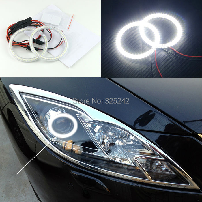 For Mazda 6 2007 2012 Mazda6 Ruiyi Excellent Led Angel