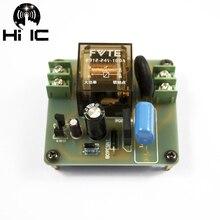 AC150V 280 V 100A ממסר זרם גבוה מלא גבוהה חלוקת כוח רך דירקטוריון התחל לכיתת מגבר כוח AMP
