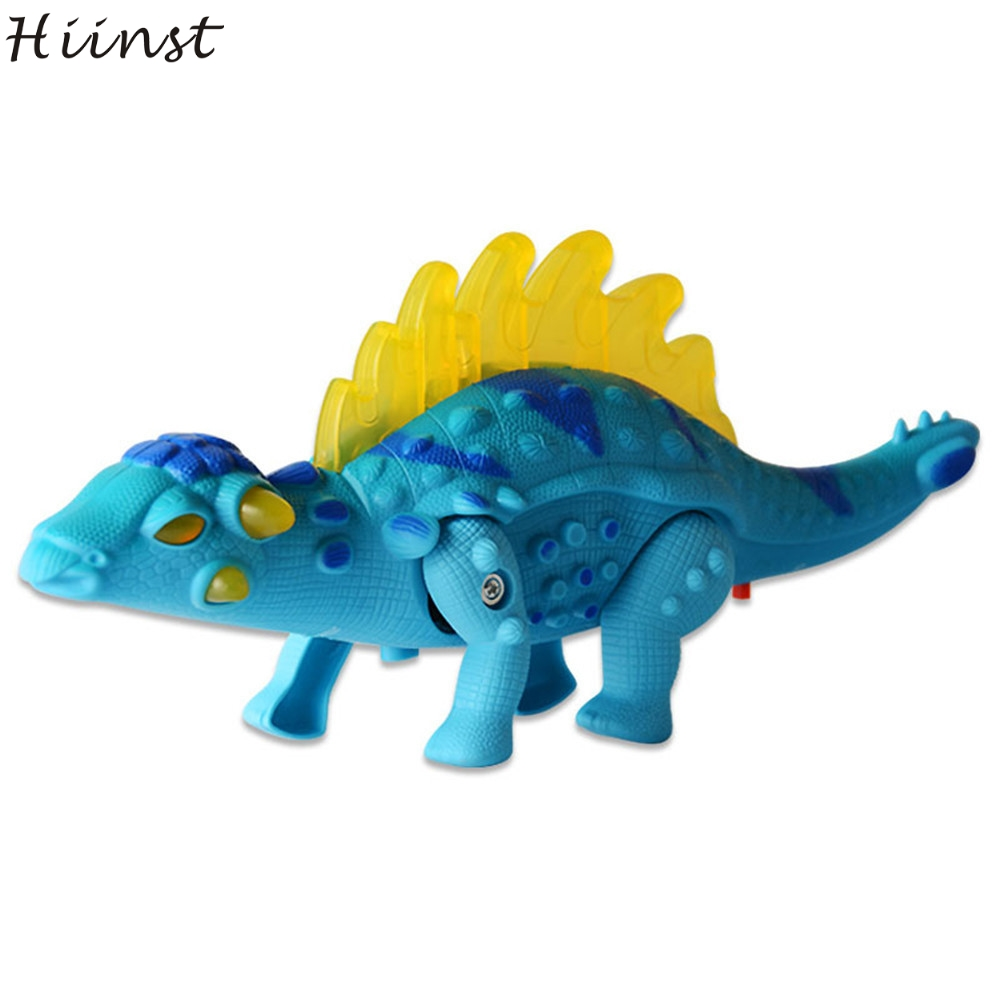 Electronic Pets Well-Educated Hiinst Children Electronic Walking Dinosaur Toys With Lights & Sounds For Kids Fun Educational Toy Model For Boys Holiday Gifts Good For Energy And The Spleen Toys & Hobbies
