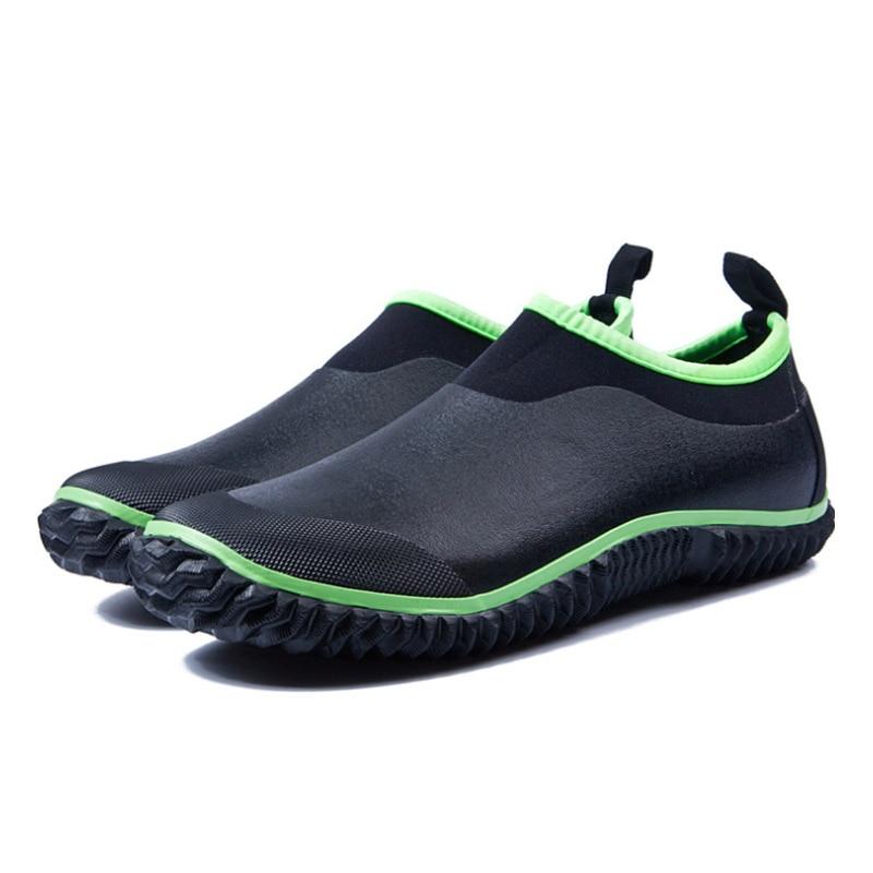 Big rubber masturbating shoes