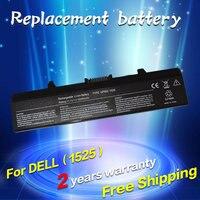 4400mAh Laptop Battery For DELL INSPIRON 1525 1526 1545 C601H CR693 D608H GP252 GP952 GW240 GW241