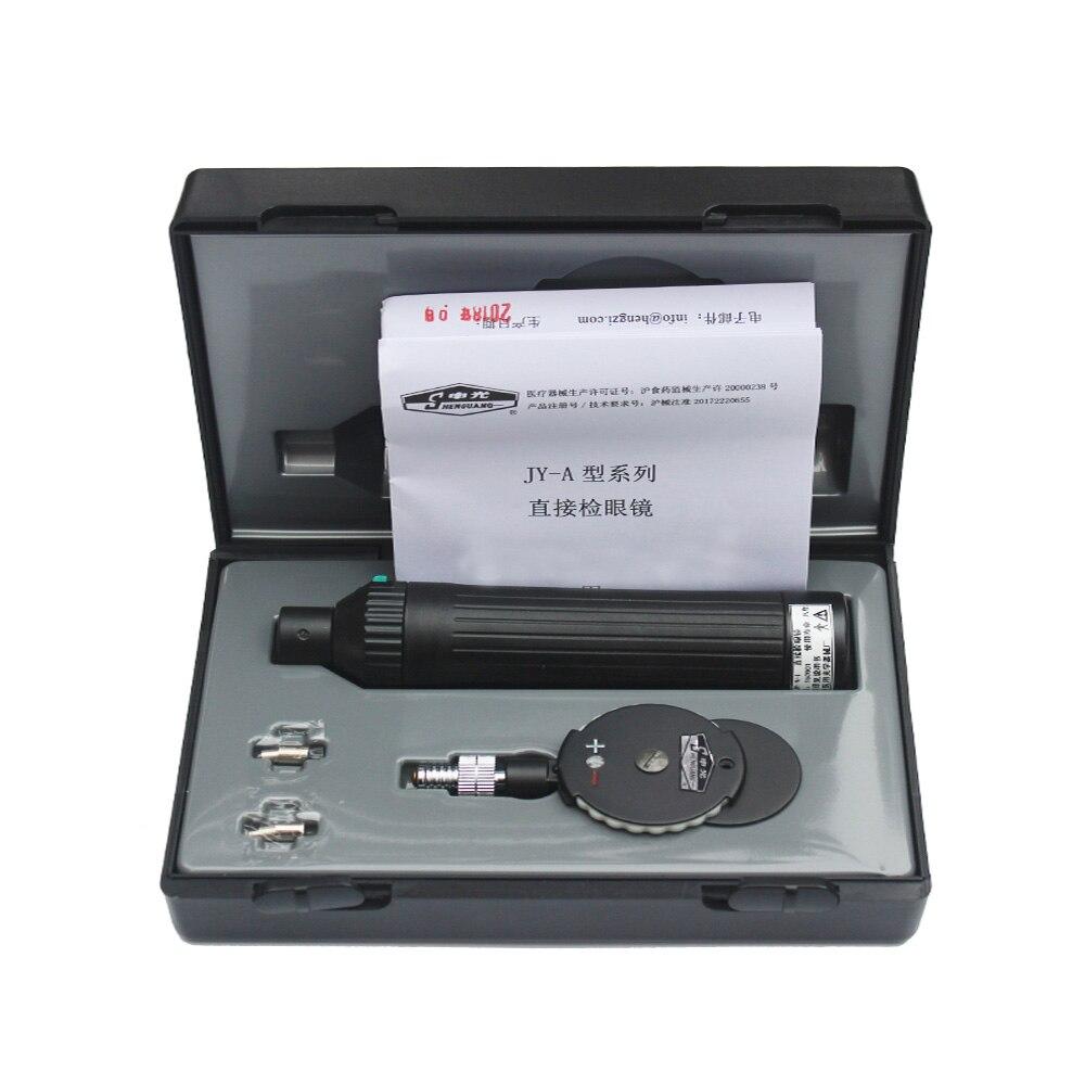 Kit de otoscopio medido para el cuidado de los oídos multiusos/Set de detección de espéculo para lámpara de hendidura de oftalmoscopio-in Cuidado del oído from Belleza y salud    3