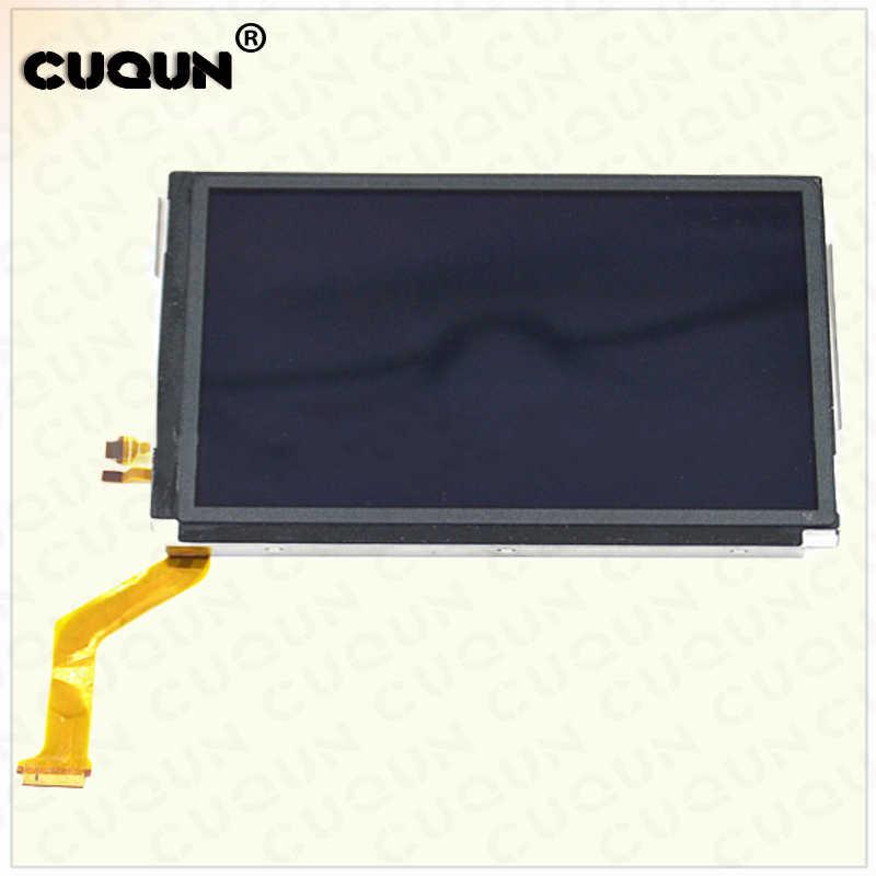 Оригинальный Верхний ЖК-экран жидкокристаллический для Nod Новый 3 DSLL 3 DSXL Топ дисплей Панель для нового 3DS XL LL Conosle