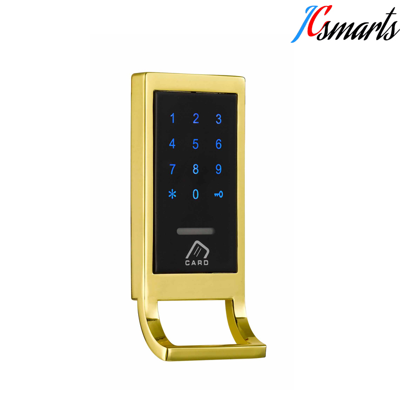 Factory Direct Sales Induction ID Sauna Lock Intelligent Bath Center Door Cabinet Locker Code Lock