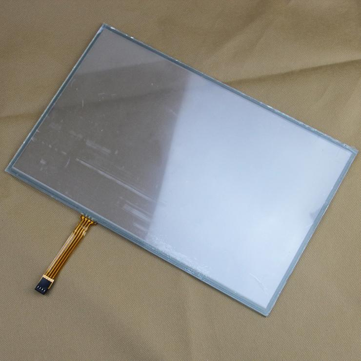 13.3 296*191mm 4wire Resistive Touch screen Industry Panel Digitizer For 16:9 LCD Control in Business Machines