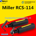 Free shipping RCS114 cable stripper fiber optic tool,optical fiber Cable Jacket Slitter RCS-114 Miller Round Cable Stripper