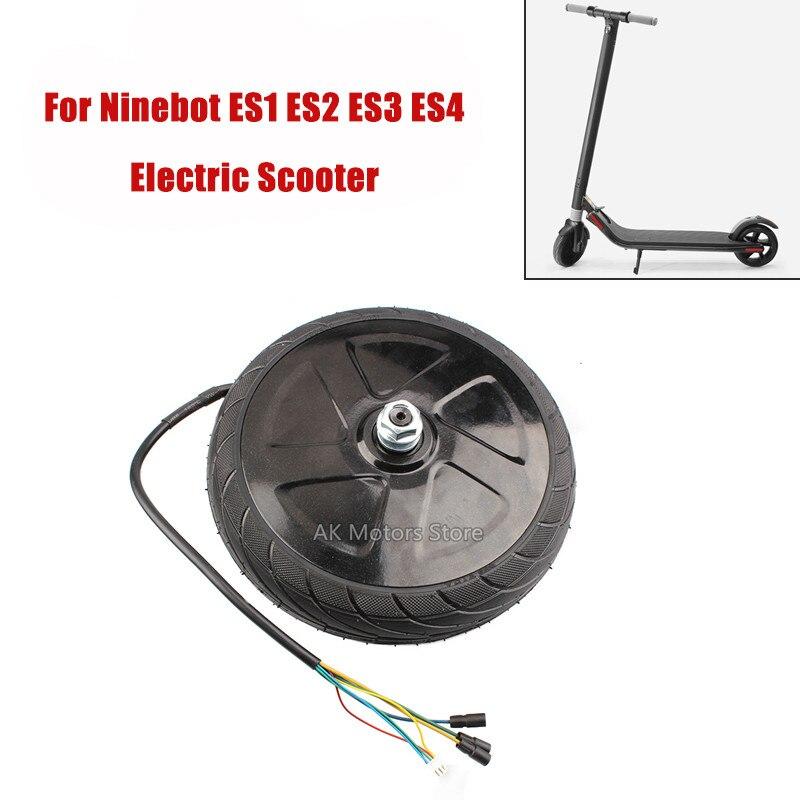 Scooter moteurs pièces de rechange roue pour Ninebot ES1 ES2 ES3 ES4 Scooter
