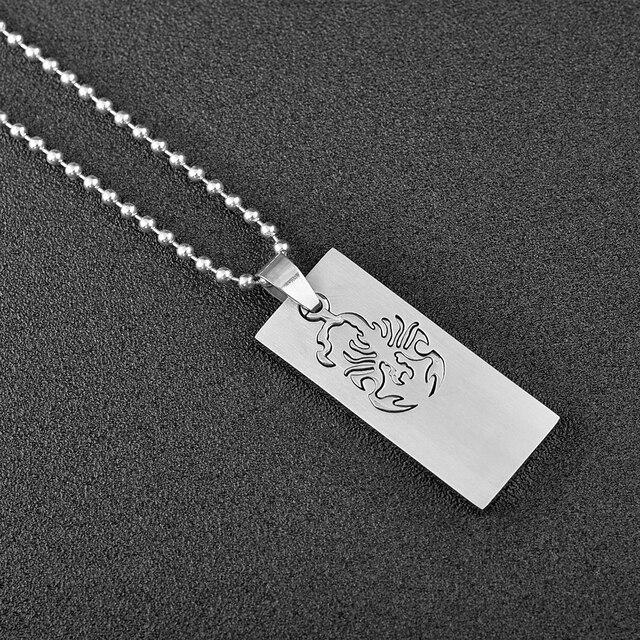 Stainless steel necklace scorpion pendants men necklaces men jewelry stainless steel necklace scorpion pendants men necklaces men jewelry punk rock necklaces pendants mozeypictures Images