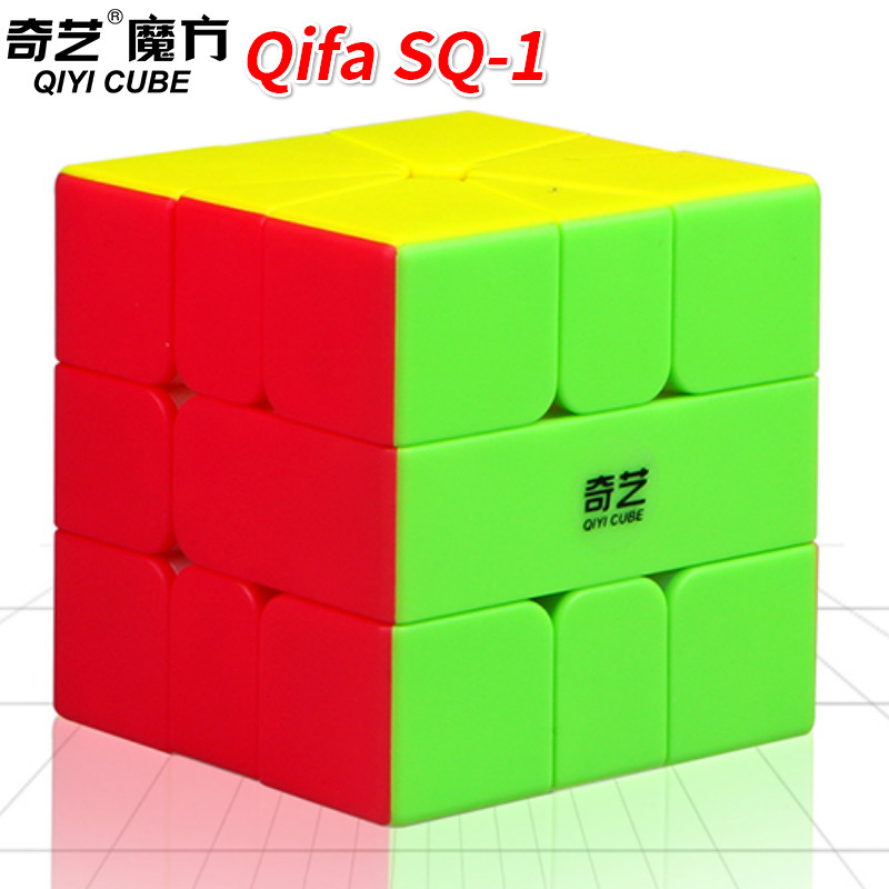 Qiyi Qifa SQ-1 Magic Cube Puzzle Square-1 Speed Cube SQ1 XMD Mofangge Twisty Learning Educational Kids Toy Square 1Qiyi Qifa SQ-1 Magic Cube Puzzle Square-1 Speed Cube SQ1 XMD Mofangge Twisty Learning Educational Kids Toy Square 1