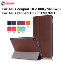 case For Asus Zenpad 10 Z300 Z300CL Z300CG Z300C/M Z300CNL Pu Leather Stand case