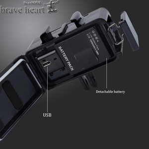Image 5 - NEW Go pro Hero 5 36 LED 비즈 다이빙 램프 Gopro 6 5 4 방수 라이트 Xiaomi Yi 4K + yi Lite mijia SJCAM SJ8 액세서리