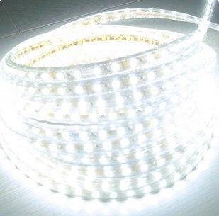 5050 LED жолағы 220V 230V 240V 5M / Roll ақ RGBY Суға - LED Жарықтандыру - фото 1