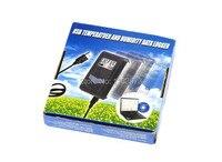 USB Température Humidité Data Logger Thermomètre hygromètre Enregistreur Compteur Interface PC Industriel Température Instrument
