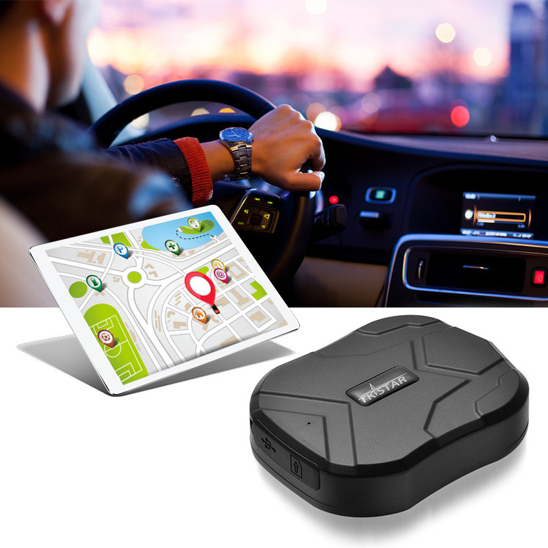 Powerful Magnet Car GPS Tracker Waterproof IP65 5000mAh Truck Car Locator 90 Days Standby Lifetime Free