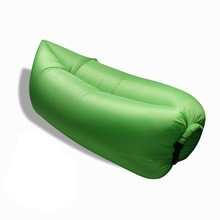 Beach Portable Outdoor Inflatable Chair Furniture Sofa Sleeping Camping Air Sofa Bed Lazy bed Living Room Furniture