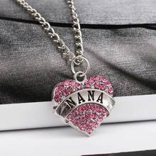 Mother's Day Best Gift Mom Daughter Sister Nana Aunt Family Necklace