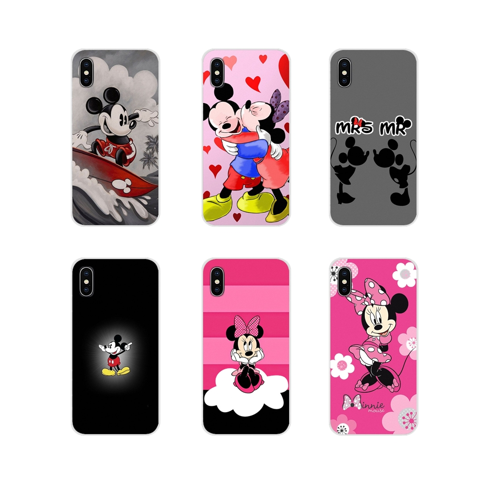 Cartoon Kissing <font><b>Mickey</b></font> Minnie Maus Für <font><b>Samsung</b></font> <font><b>Galaxy</b></font> A3 A5 A7 J1 J2 J3 <font><b>J5</b></font> J7 2015 <font><b>2016</b></font> 2017 Zubehör phone <font><b>Cases</b></font> Covers image