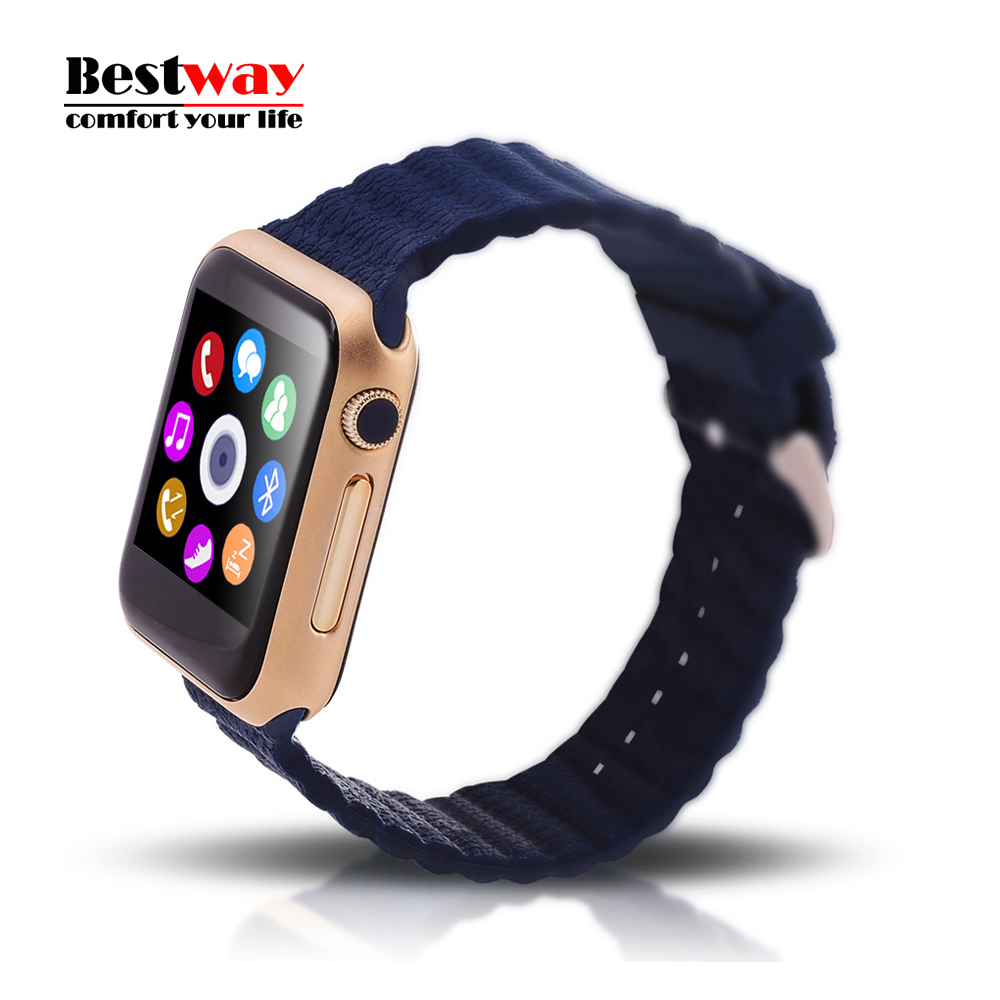 Smart Watch V9 A9 Y6 K8 A1 For IOS System Monitor Heart Rate Pedometer Remote Camera