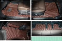 Good Mat Custom Special Floor Mats For Nissan Pathfinder 7seats 2016 2013 Waterproof Carpets For Pathfinder