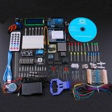 UNO مشروع DIY كاتب كيت لاردوينو مع تعليمي ، 5V التتابع ، وحدة امدادات الطاقة ، المحرك